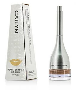 CAILYN PEARLY SHIMMER LIP BALM - #02 CHAMPAGNE 4G/0.14OZ