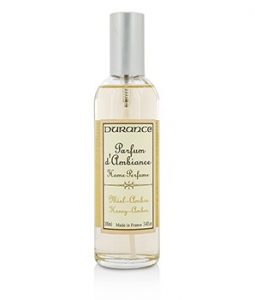DURANCE HOME PERFUME SPRAY - HONEY AMBER 100ML/3.4OZ