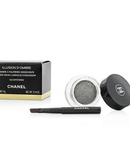 CHANEL ILLUSION DOMBRE LONG WEAR LUMINOUS EYESHADOW - #102 MYSTERIO 4G/0.14OZ