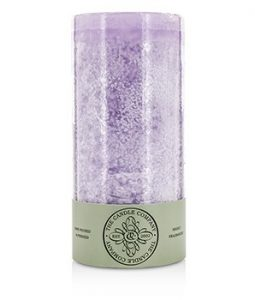 THE CANDLE COMPANY PILLAR HIGHLY FRAGRANCED CANDLE - WATER HYACINTH (3X6) INCH