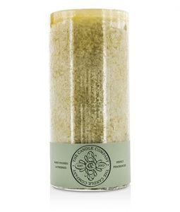 THE CANDLE COMPANY PILLAR HIGHLY FRAGRANCED CANDLE - STONE WASHED DRIFTWOOD (3X6) INCH