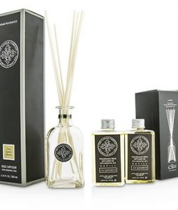 THE CANDLE COMPANY REED DIFFUSER WITH ESSENTIAL OILS - STONE WASHED DRIFTWOOD 200ML/6.76OZ