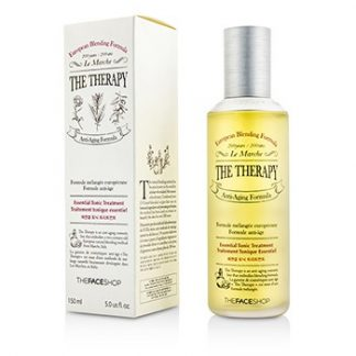THE FACE SHOP THE THERAPY ESSENTIAL TONIC TREATMENT 150ML/5OZ