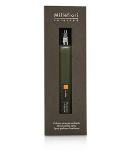 MILLEFIORI SELECTED HOME SCENTED SPRAY - ORANGE TEA 100ML/3.4OZ