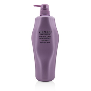 SHISEIDO THE HAIR CARE LUMINOGENIC TREATMENT (COLORED HAIR) 1000G/33.8OZ