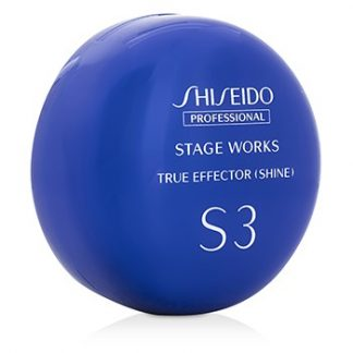 SHISEIDO STAGE WORKS TRUE EFFECTOR - # S3 (SHINE) 90G/3.17OZ