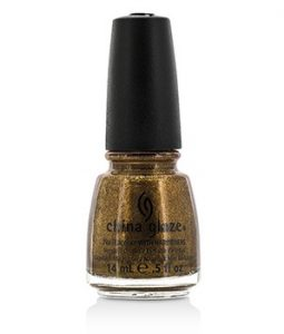 CHINA GLAZE NAIL LACQUER - IN AWE OF AMBER (589) 14ML/0.5OZ