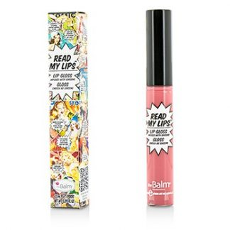 THEBALM READ MY LIPS (LIP GLOSS INFUSED WITH GINSENG) - #BAM! 6.5ML/0.219OZ