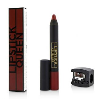 LIPSTICK QUEEN CUPIDS BOW LIP PENCIL WITH PENCIL SHARPENER - # DESIRE (AMOROUS TRUE RED) 2.2G/0.07OZ