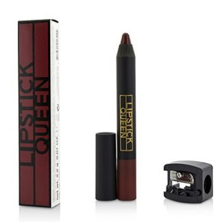 LIPSTICK QUEEN CUPIDS BOW LIP PENCIL WITH PENCIL SHARPENER - # OVID (DEEP, PASSIONATE ROUGE) 2.2G/0.07OZ