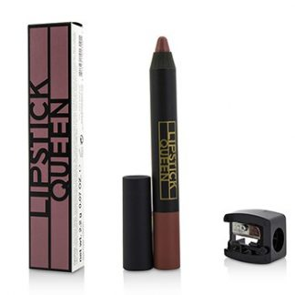 LIPSTICK QUEEN CUPIDS BOW LIP PENCIL WITH PENCIL SHARPENER - # GOLDEN ARROW (LUSTFUL BLUSH) 2.2G/0.07OZ