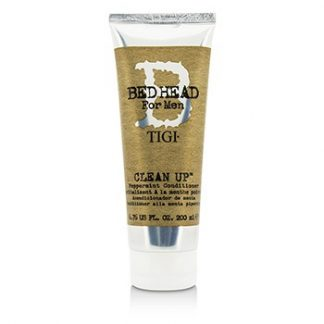 TIGI BED HEAD B FOR MEN CLEAN UP PEPPERMINT CONDITIONER 200ML/6.76OZ