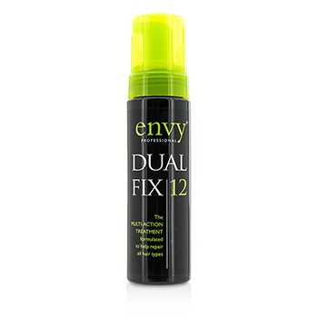 ENVY PROFESSIONAL DUAL FIX 12 THE MULTI-ACTION TREATMENT (FOR ALL HAIR TYPES) 200ML/6.76OZ