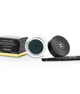 CHANEL ILLUSION DOMBRE LONG WEAR LUMINOUS EYESHADOW - # 126 GRIFFITH GREEN 4G/0.14OZ
