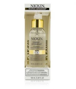 NIOXIN INTENSIVE THERAPY DIAMAX  ADVANCED THICKENING XTRAFUSION TREATMENT 100ML/3.38OZ