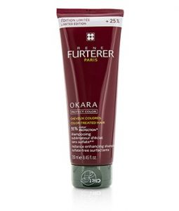 RENE FURTERER OKARA RADIANCE ENHANCING SULFATE-FREE SHAMPOO - FOR COLOR-TREATED HAIR (LIMITED EDITION) 250ML/8.45OZ