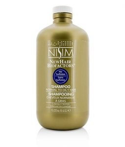 NISIM NO SULFATES SHAMPOO (FOR NORMAL TO OILY HAIR) 1000ML/33OZ