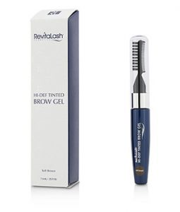 REVITALASH REVITABROW HI DEF TINTED BROW GEL - SOFT BROWN 7.4ML/0.25OZ