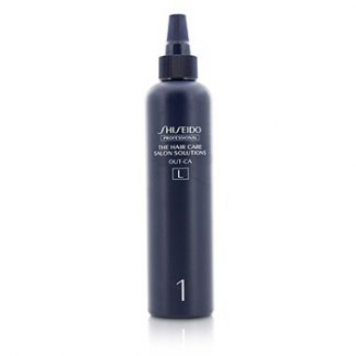 SHISEIDO THE HAIR CARE SALON SOLUTIONS OUT CA - # L (FOR LOW DAMAGED HAIR) 250ML/8.5OZ