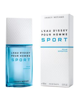 ISSEY MIYAKE L'EAU D'ISSEY POUR HOMME SPORT POLAR EXPEDITION LIMITED EDITION EDT FOR MEN