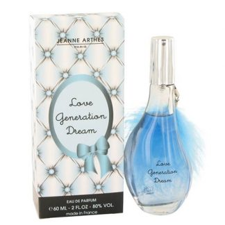 JEANNE ARTHES LOVE GENERATION DREAM EDP FOR WOMEN