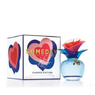 JUSTIN BIEBER SOMEDAY SPECIAL EDITION EDT FOR WOMEN