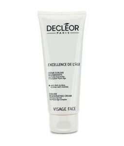 DECLEOR EXCELLENCE DE LAGE SUBLIME REGENERATING FACE & NECK CREAM (SALON SIZE) 100ML/3.3OZ