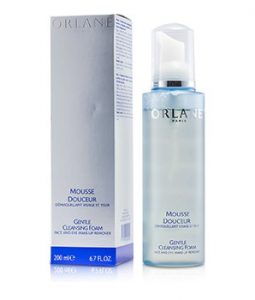 ORLANE GENTLE CLEANSING FOAM FACE AND EYE MAKEUP REMOVER 200ML/6.7OZ