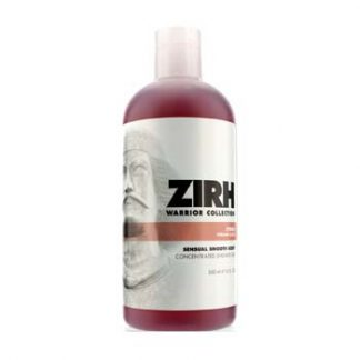 ZIRH INTERNATIONAL WARRIOR COLLECTION SHOWER GEL - CYRUS 350ML/12OZ