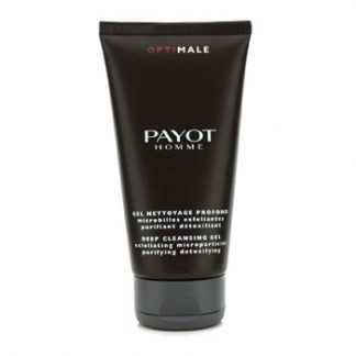 PAYOT OPTIMALE HOMME DEEP CLEANSING GEL - EXFOLIATING & PURIFYING 150ML/5OZ