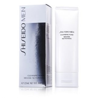 SHISEIDO MEN CLEANSING FOAM 125ML/4.2OZ