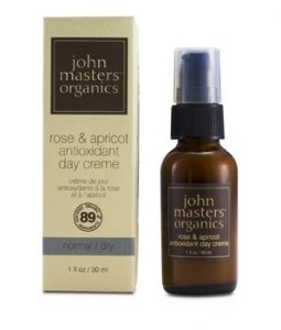 JOHN MASTERS ORGANICS ROSE & APRICOT ANTIOXIDANT DAY CREAM (FOR NORMAL/ DRY SKIN) 30ML/1OZ