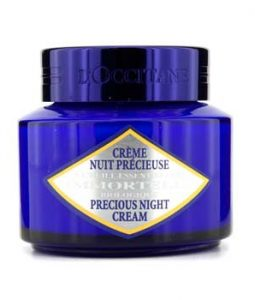 L'OCCITANE IMMORTELLE HARVEST PRECIOUS NIGHT CREAM 50ML/1.7OZ