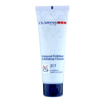 CLARINS MEN EXFOLIATING CLEANSER 125ML/4.4OZ
