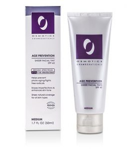 OSMOTICS AGE PREVENTION SHEER FACIAL TINT SPF 45 - MEDIUM 50ML/1.7OZ