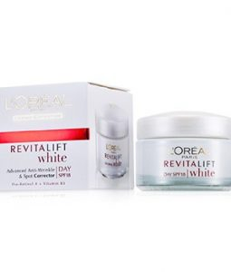 L'OREAL DERMO-EXPERTISE REVITALIFT WHITE DAY CREAM SPF 18 50ML/1.7OZ