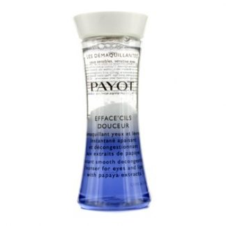 PAYOT LES DEMAQUILLANTES EFFACE CILS DOUCEUR INSTANT SMOOTH DECONGESTING CLEANSER FOR EYES & LIPS 125ML/4.2OZ