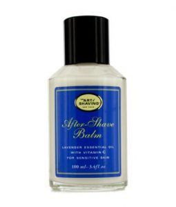 THE ART OF SHAVING AFTER SHAVE BALM - LAVENDER ESSENTIAL OIL (FOR SENSITIVE SKIN, UNBOXED) 100ML/3.4OZ