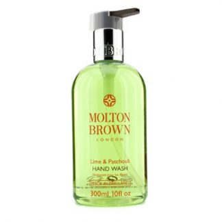 MOLTON BROWN LIME & PATCHOULI HAND WASH 300ML/10OZ