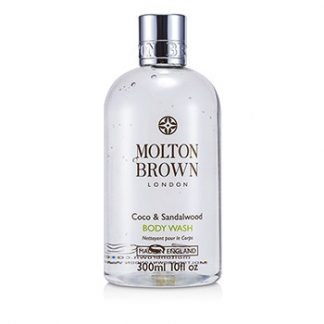 MOLTON BROWN COCO & SANDALWOOD BODY WASH 300ML/10OZ