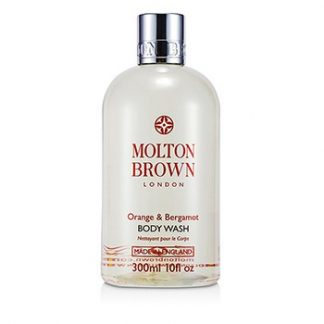 MOLTON BROWN ORANGE & BERGAMOT BODY WASH 300ML/10OZ