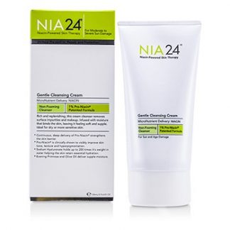 NIA24 GENTLE CLEANSING CREAM (FOR DRY/SENSITIVE SKIN) 150ML/5OZ