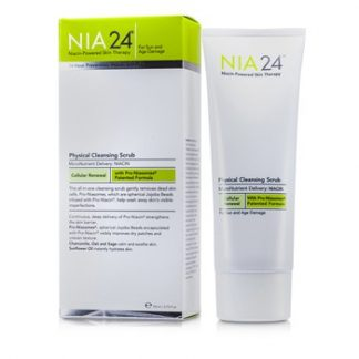 NIA24 PHYSICAL CLEANSING SCRUB 110ML/3.75OZ