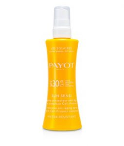 PAYOT LES SOLAIRES SUN SENSI - PROTECTIVE ANTI-AGING SPRAY FOR BODY (WATER RESISTANT) 125ML/4.2OZ