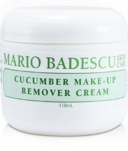MARIO BADESCU CUCUMBER MAKE-UP REMOVER CREAM - FOR DRY/ SENSITIVE SKIN TYPES 118ML/4OZ