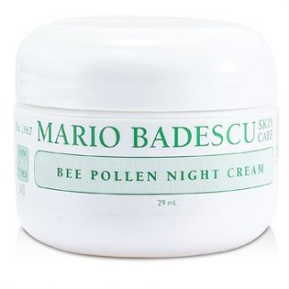 MARIO BADESCU BEE POLLEN NIGHT CREAM - FOR COMBINATION/ DRY/ SENSITIVE SKIN TYPES 29ML/1OZ