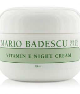 MARIO BADESCU VITAMIN E NIGHT CREAM - FOR DRY/ SENSITIVE SKIN TYPES 29ML/1OZ