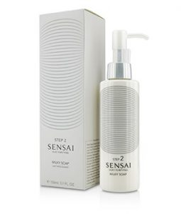 KANEBO SENSAI SILKY PURIFYING MILKY SOAP (NEW PACKAGING) 150ML/5.1OZ