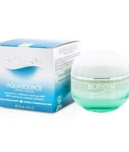 BIOTHERM AQUASOURCE 48H CONTINUOUS RELEASE HYDRATION CREAM (NORMAL/COMBINATION SKIN) 50ML/1.69OZ