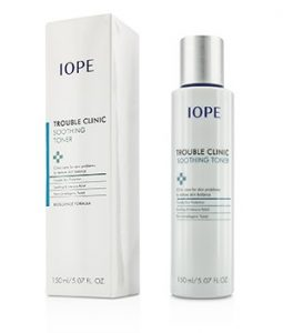 IOPE TROUBLE CLINIC SOOTHING TONER 150ML/5.07OZ